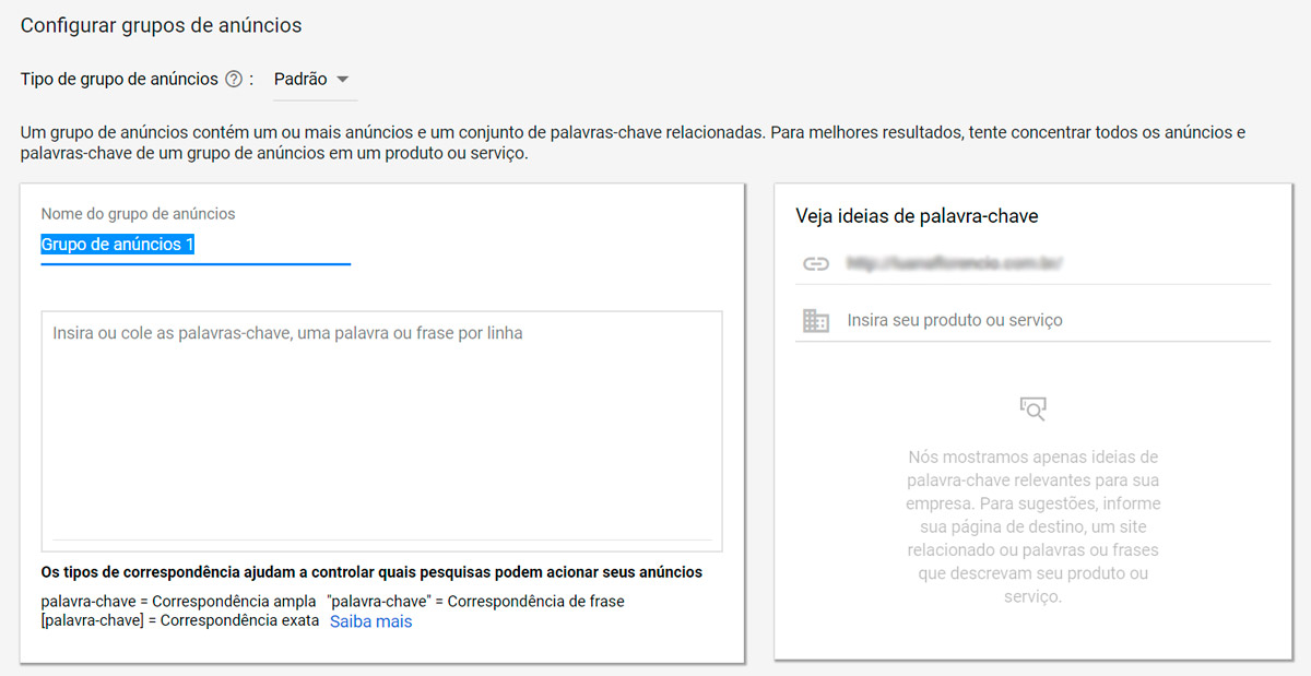 Google Ads - Passo a passo - Etapa 13